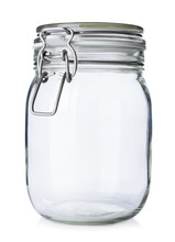 Closed Jar For Canning Isolate...
