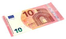 New Ten Euro Banknote