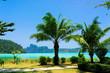 Beautiful Beach Exotic Paradise