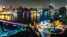 Cairo At Night
