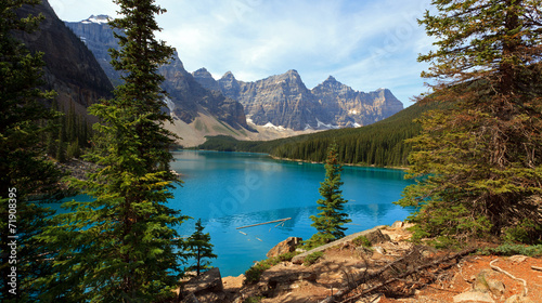 Cadres-photo bureau Canada Moraine Lake