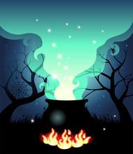 Illustration Of Boiling Hallow...
