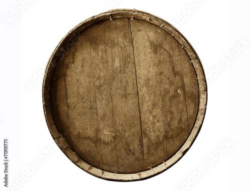 Fotomural Wine barrels