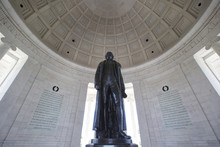 Thomas Jefferson Memorial In Washington
