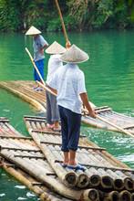 Flösser In China