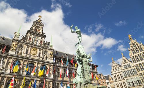 Poster Antwerp Antwerp, Belgium
