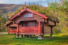 Camping Cabins Near Hallingska...