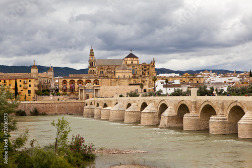 Римский мост (Puente romano de Córdoba). Кордова. Испания