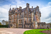 Historic Blarney Mansion At Th...