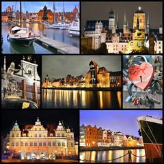 Panel Szklany Podświetlane Gdańsk GDAŃSK