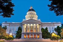 California State Capitol Build...