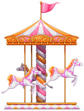 A Colourful Merry-go-round