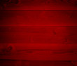 canvas print picture - Red old vintage wood background