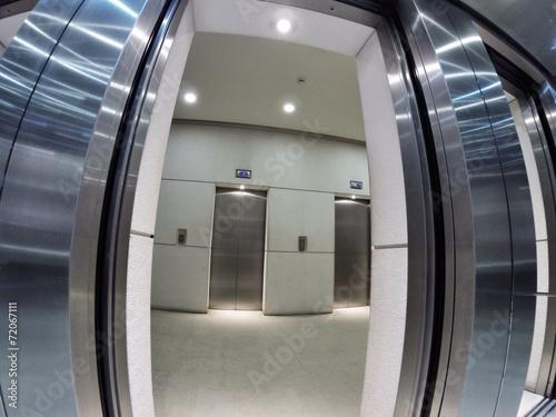 Fotografie, Obraz  Ascenseur