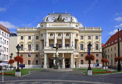 Photo  Slovak National Theatre