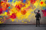 Fototapeta Młodzieżowe - Colours