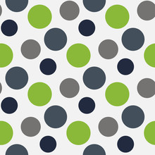Vector Pattern With Green ,gre...