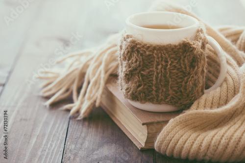 Staande foto Thee Cup of tea