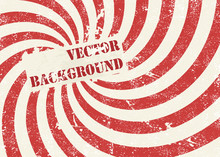 Abstract Striped Grunge Background. Vector