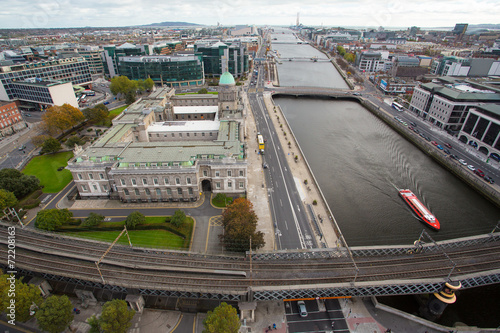 Photo  Dublin Skyline