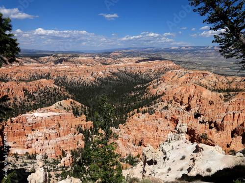 Fotobehang Natuur Park Bryce Canyon National Park