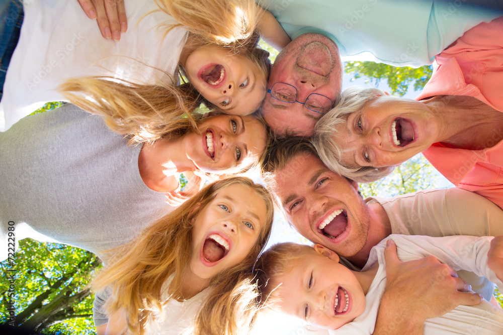 Fototapety, obrazy: happy people