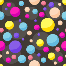 Cosmic Pattern Background With...
