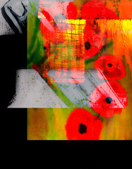 Fototapeta Abstrakcja Abstract Painting