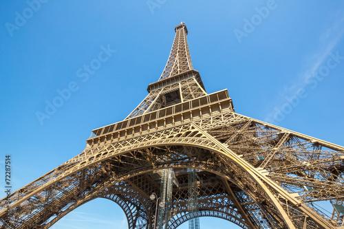 Poster de jardin Tour Eiffel Eiffel Tower