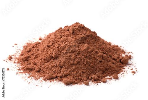 Fotografía  Cocoa powder