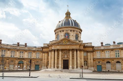 Keuken foto achterwand Berlijn Institute de France in Paris