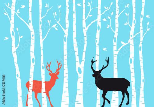 reindeer-christmas-card-vector