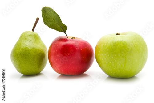 Staande foto Vruchten fruit