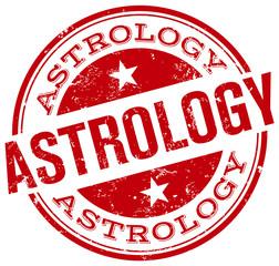 astrology stamp