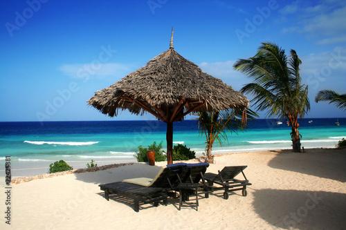 Fotobehang Zanzibar Tanzania