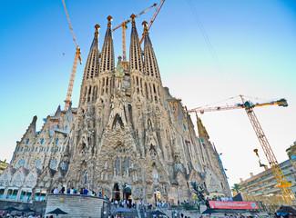 Bazylika Sagrada Familia, Barcelona