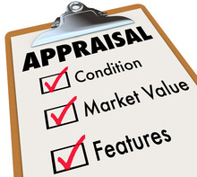 Appraisal Words Checklist Clip...