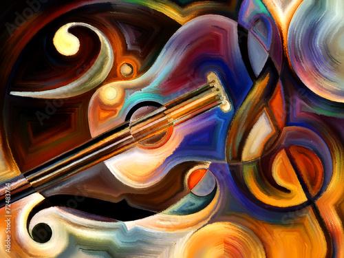 Láminas  Noche de música