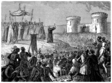 Preaching The Crusade - 11th C...