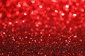 Textured glitter background