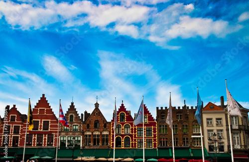 Poster Brugge Brugge Market