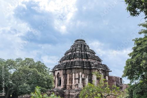Fotografie, Obraz  The Sun Temple at Konark