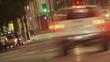 Hollywood Boulevard Traffic Time-lapse