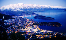 Mountain Cityscape Lake Travel...