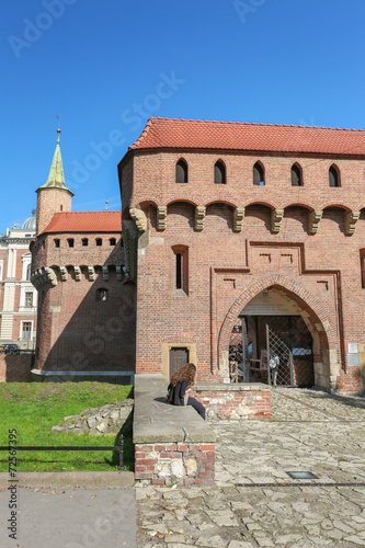 Cracow | Barbakan #72567395