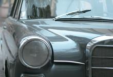 Old Timer Car Front