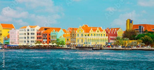 Photo Stands Caribbean Willemstad/Curacao
