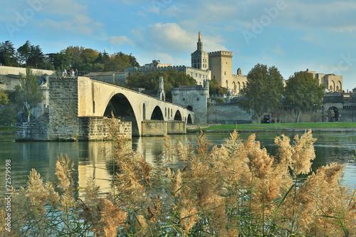 Poster  Le pont d'Avignon...