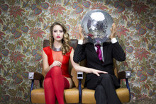 Mr And Mrs Discoball