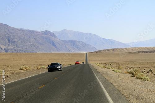 Fotografie, Obraz  voiture à Death Valley